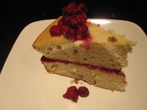 Tasty Cake (no frosting)