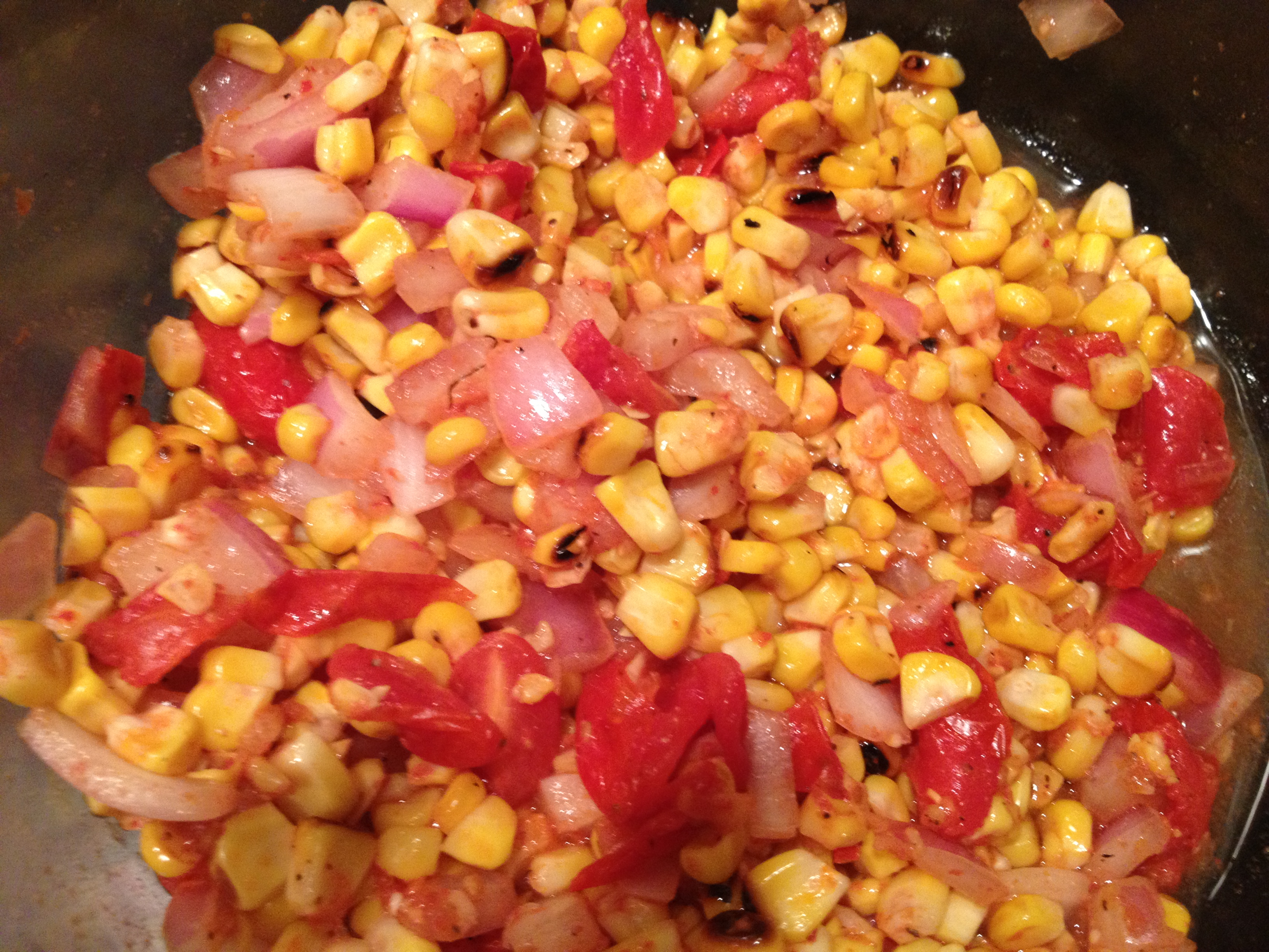 Corn Salad   Elements of Wood