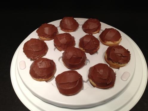 Aaron Birthday Cupcakes