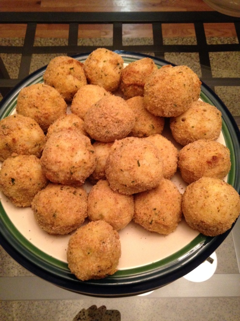 Cooked Bombas